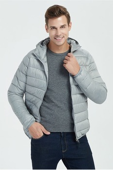 Spring Autumn man Ultralight Thin Down Jacket White Duck Down Hooded Jackets Warm Winter Coat Portable Outwear mens jacket new winter outdoor trekking white duck down jacket men hooded outwear duck down coat breathable hiking camping sports jackets
