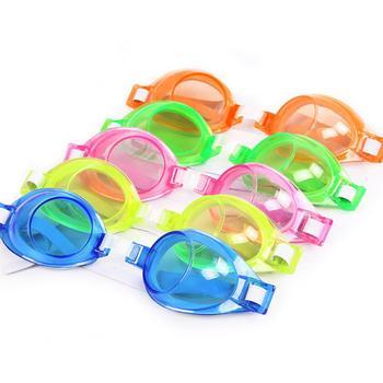 1 sztuk okulary pływackie Anti Fogging gogle pływackie oko dzieci dziecięce gogle pływackie okulary pływackie Anti-fog lustro Pad dzieci pływać tanie i dobre opinie CN (pochodzenie) Chłopcy MULTI Z tworzywa sztucznego Octan Swimming Goggles