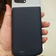 iPhone 6/7/8/X /XR /6P/7P/8P/ 11 Slim Silicone shockproof Ba