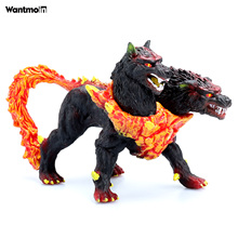 Children's-Toys Doll Dragon Flying Real Dinosaur Wantmoin Model Collection Movable Wild