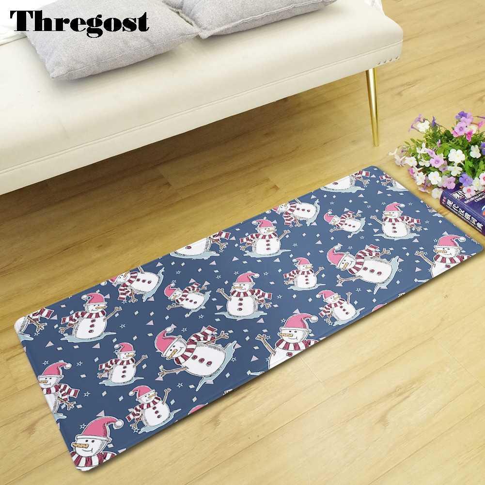 Indoor Doormat Floor Carpet Suede Rug