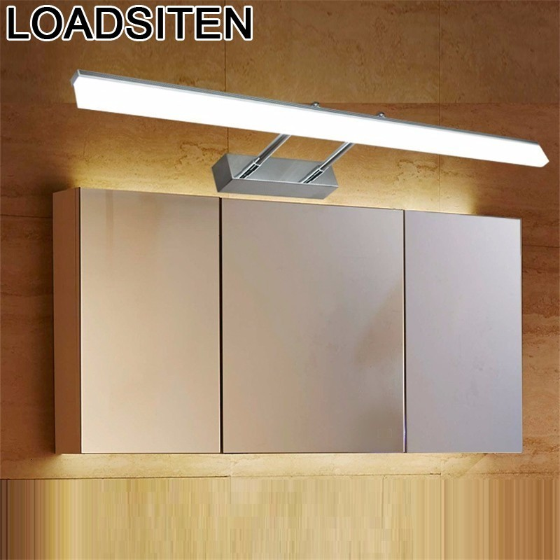 Arandela Lampara Aplik Lamba Bathroom Vanity For Home Wandlamp Applique Murale Luminaire Aplique Luz Pared Wall Bedroom Light