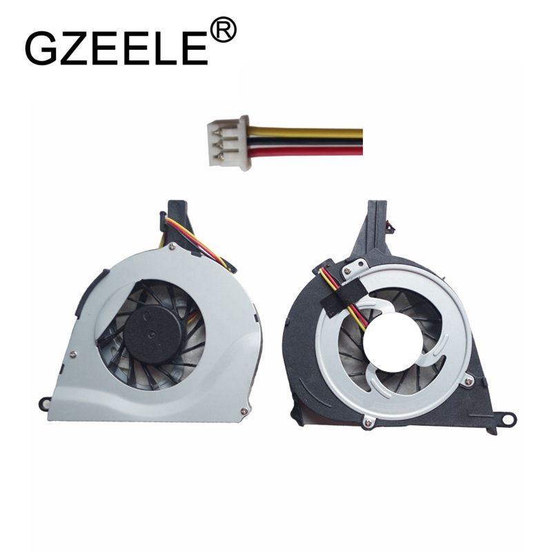 GZEELE Cpu Cooling Fan For Toshiba Satellite L650 L650D L655 L655D L750 L755 Cooler Laptop Radiator Cooling Fan Free Shipping