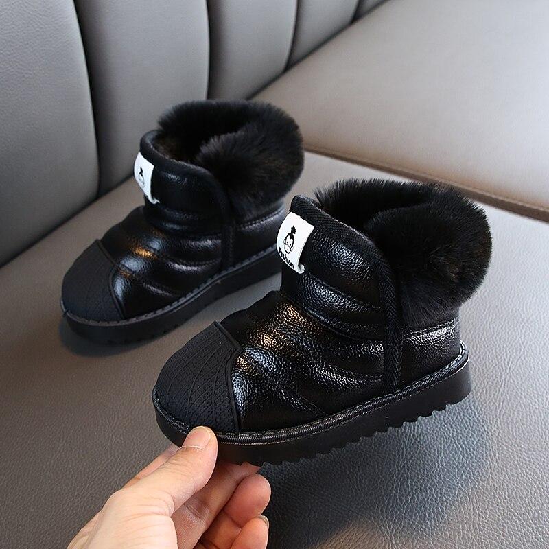 Waterproof Warm Snow Boots 1