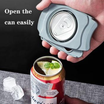 1 sztuk uniwersalny Topless otwieracz do puszek najprostszy otwieracz do puszek łatwy otwieracz do butelek otwieracz do butelek tanie i dobre opinie CN (pochodzenie) TCOP0001 Otwieracze Otwieracze do konserw Ekologiczne Na stanie ABS+stainless steel