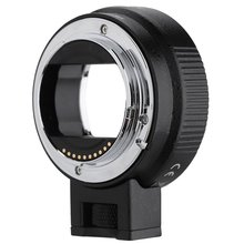 Adapter AF Lens-Mount Speed-Booster EF-E Sony Nex Canon Auto-Focus-Reducer A7SII