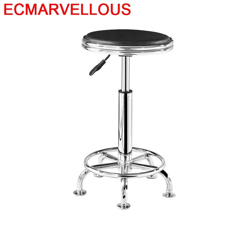 Hokery Taburete Stoelen Barkrukken Sgabello Cadir Barstool Sandalyeler Fauteuil Stool Modern Silla Tabouret De Moderne Bar Chair