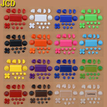 JCD 1 סט בקר R2 L2 R1 L1 כפתורי הדק חלק עבור PS4 2.0 בקר JDS 001 010 מלא סטים כפתורי החלפה