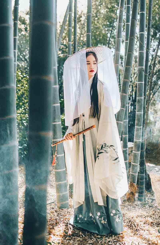 Chinese Ancient Hanfu Women Fantasia Cosplay Swordsman Costume Fancy Dress Women Summer Dress Hanfu Gfit For Women Plus Size
