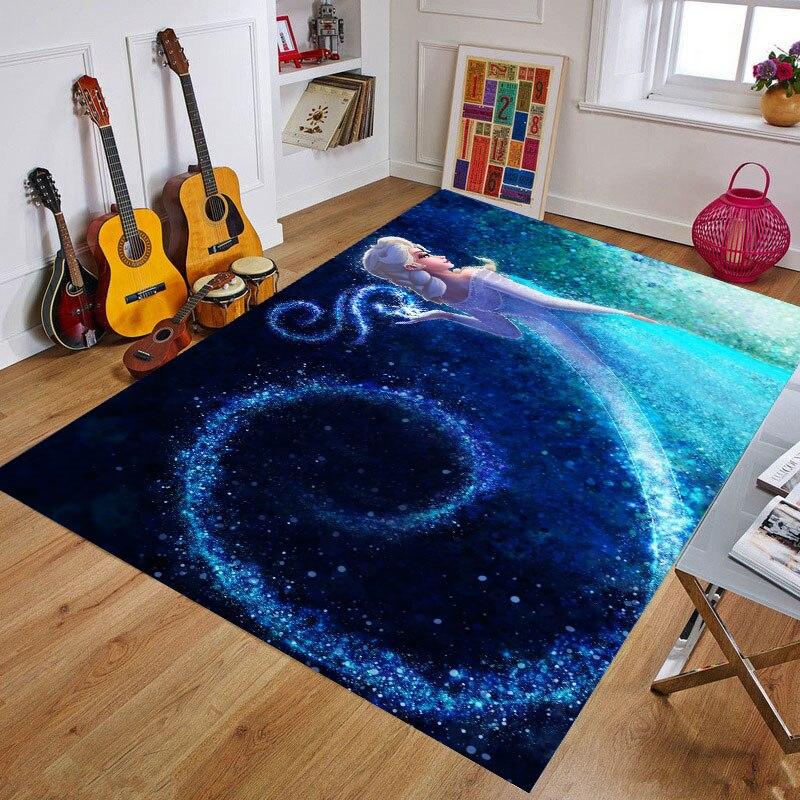 Tapis cuisine reine des neiges tapis de jeu tapis de bain tapis de sol maison entrée paillasson chambre salon tapis de sol tapis de cuisine moderne
