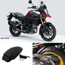 Motorcycle Front Extender Hugger Mudguard & Rear Fender For Suzuki V Strom DL1000 2014 2019  2015 2016 2017 2018/DL1050 2020