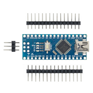 Image 2 - を100個nanoブートローダ互換ナノ3.0 arduinoのCH340 usbドライバ16mhzナノv3.0 ATMEGA328P/168p