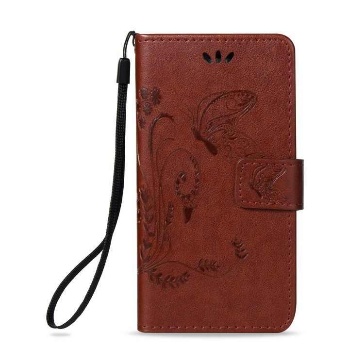 フリップスタンドケース品質 Pu レザー財布カバーのために蝶と prestigio グレース S7 LTE Z3 Z5 MultiPhone 5550 週間ほどで発送 a5 A7 B3 C3