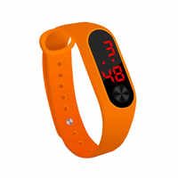 Simple mujer anillo de mano Led deportes moda Reloj electrónico Reloj deportivo para mujer C50 niños hombre moda Reloj deportivo