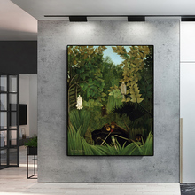 Modern Abstractb Landscape Oil Painting By Master Henri Rousseau Pictures Print On Canvas Cuadros Decoration For Home Decor