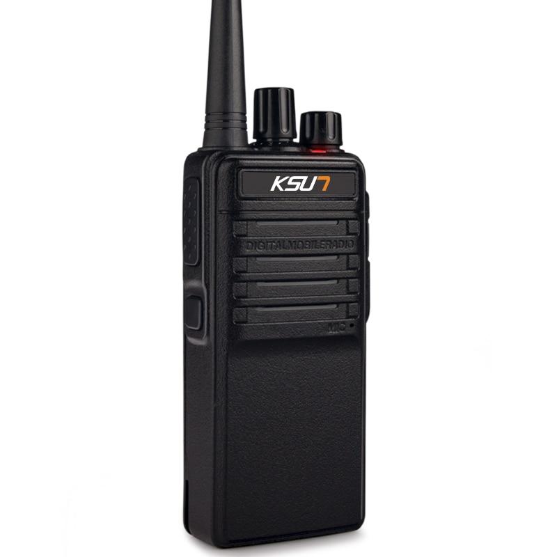 Купить с кэшбэком Free Shipping New KSUN X-30PLUS Portable Radio Walkie Talkie 5W 16CH UHF Two Way Radio Interphone Transceiver Mobile