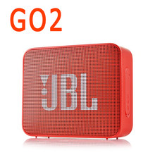 Go2 Mini Portable Wireless Speaker Bluetooth Subwoofer Music Stereo Bass Outdoor Waterproof Speaker Support USB AUX