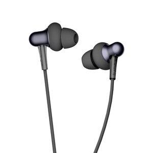 Image 5 - 1よりE1025スタイリッシュなデュアルダイナミックドライバin 耳イヤホンで4ファッション色memsマイクでラインリモートコントロールスマートフォン