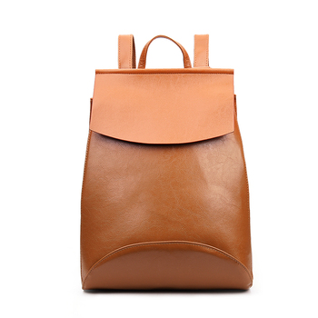 цены Simple Style Women Backpack High Quality Youth Leather Female Backbag for Teenage Girls School Lady Shoulder Bag Bagpack Mochila