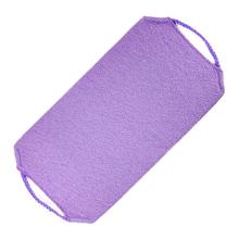 Stretchable Body Exfoliating Neck Back Scrubber Shower Bath Cloth Tool Washcloth