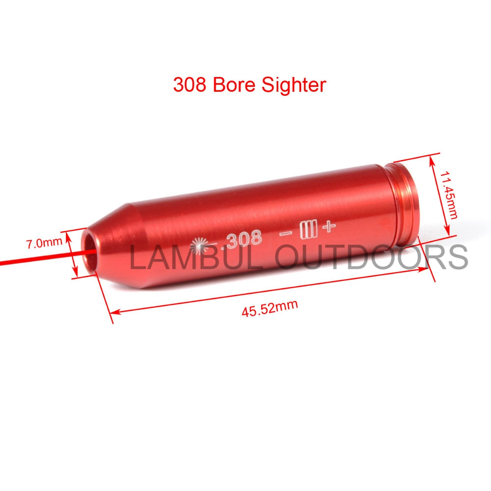 20 GAUGE Cartridge Laser Bore Sighter Boresighter Red Sighting Sight Boresight Red Copper 20GA Hunting Laser Red Copper Pakistan
