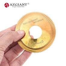 Side milling cutter(70X1.3X22X90T) 0022A in HSS for Wenxing Key Cutting Machine 100B 202 100A1 100A2 100A 100A3