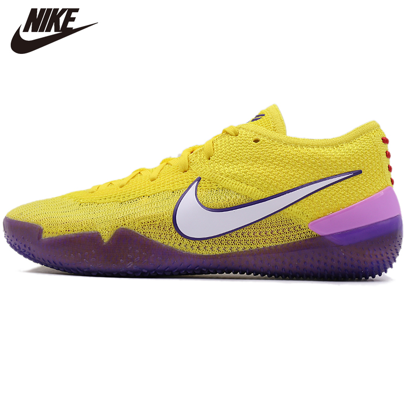 Original Nike KOBE AD NXT 360 Basketball Shoes Mens Running Shoes Classic Breathable Sneakers Discount Sale