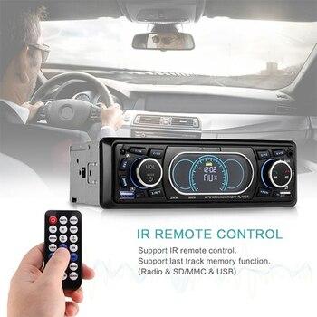 Car Stereos Car FM Player Car Radio Bluetooth Stereo Player Support MP3/USB/SD/FM For Car Navigation Music Movie Car Electronics car auto tape 4 60 w bluetooth usb sd aux car radio stereo player digital bluetooth car mp3 player 60 wx4 fm radio stereo