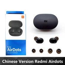 Xiaomi Redmi Airdots TWS Mi True Wireless Bluetooth Earphones Stereo Bass Bluetooth 5.0 With Mic Han