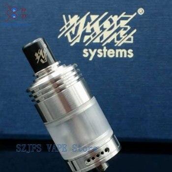 5GVAPE Caiman RDA MTL BF Atomizer 22mm 316ss Rebuildable Drip  Vaporizer vsVapor Giant v6S s kylin m