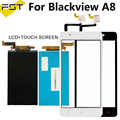 LCD Display+Touch Screen Digitizer For Blackview A8 Screen LCD Glass Touch Panel For A8 Mobile Phone Replacement+tools