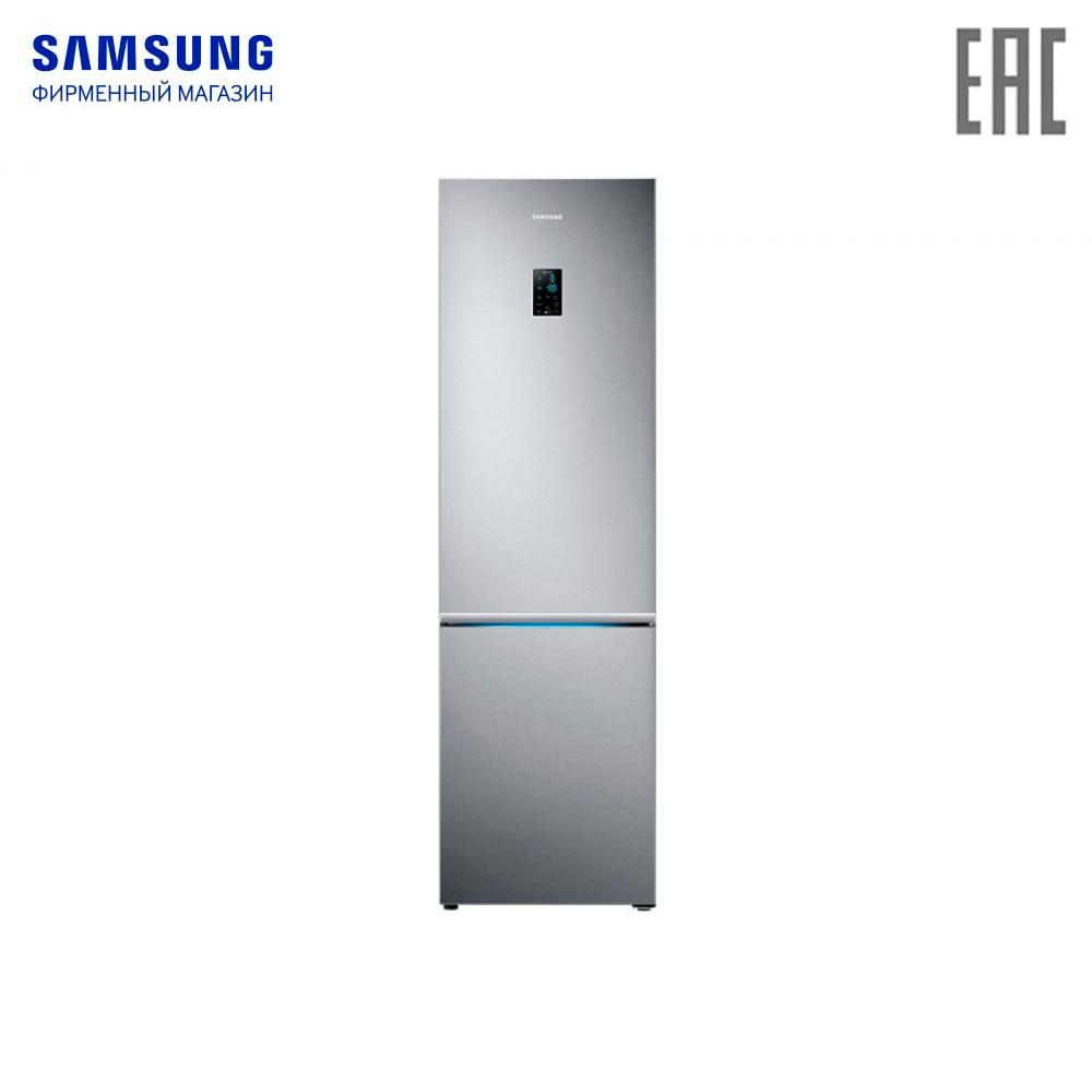 лучшая цена Refrigerators Samsung RB34K6220SS-WT refrigerator for home twin cooling kitchen appliance freezer food storage