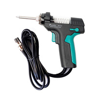 Pro'sKit SS 331H Absorb Gun Electric Desoldering Station Tin Gun Suction Tin Pump Accessories Suction Desoldering Gun Handle