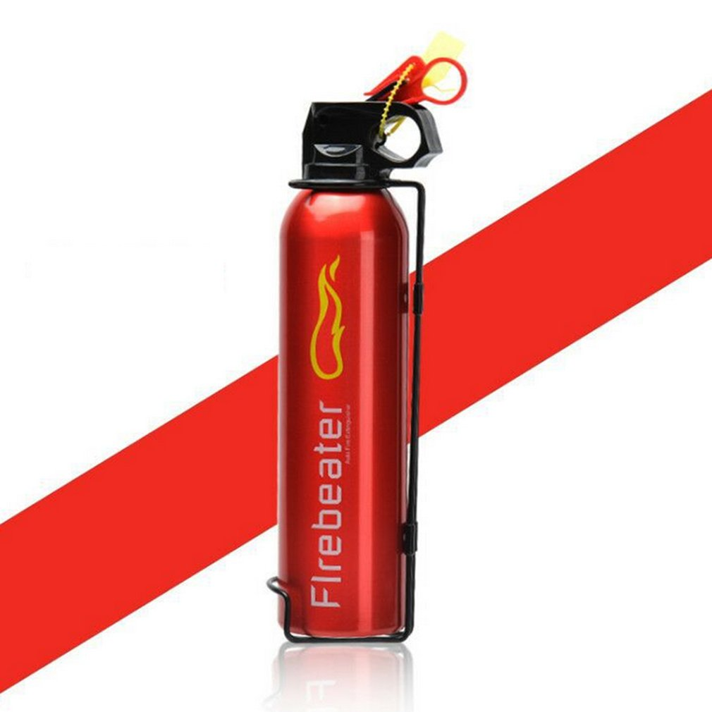 Portable Household Car Use Powder Fire Extinguisher Compact Fire Extinguisher For Laboratories Hotels