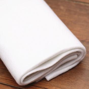 Hot Adhesiva Patchwork 180g jednostronnie tkaniny klej bawełna mrugnięcie krem Interlining wypełniacz DIY akcesoria rzemieślnicze 50x100cm tanie i dobre opinie Antswaies CN (pochodzenie) Other see picture China (Mainland)