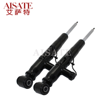 Pair Rear Shock for Audi A6 C6 4F Allroad 07-10 for A6 4F C6 S6 A6L Avant 04-11 Air Suspension Shock Absorber Bilstein Strut цена и фото