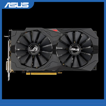 Asus STRIX-RX580-2048SP-8G-GAMING Grafikkarte 8G 7000MHz 256Bit DDR5 PCI Express 3,0 Radeon RX 580 Computer Video Karte