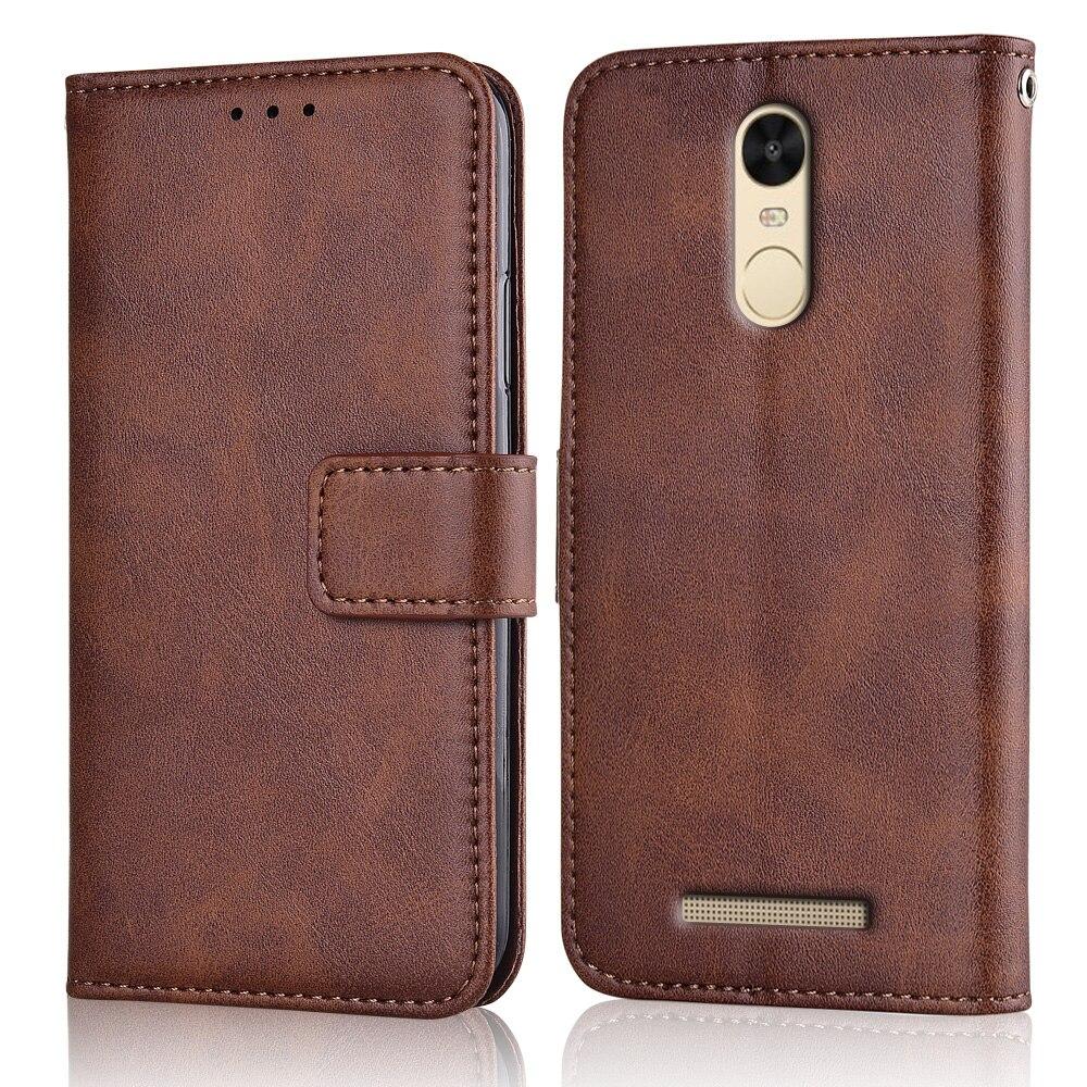 Чехол для Xiaomi Redmi Note 3 pro, тонкий кожаный чехол с откидной крышкой для Xiaomi Redmi Note 3, чехол-бумажник с подставкой для карт, Магнитный чехол-книжка ...