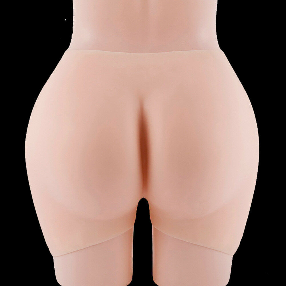 Ladies Silicon Pants,Fake Hip Padded,Underwear Body Shaper