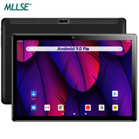 New Tempered 2.5D Glass Android 9 tablet 10 inch 32GB ROM 1280x800 HD IPS Screen GPS Media Pad WiFi Bluetooth
