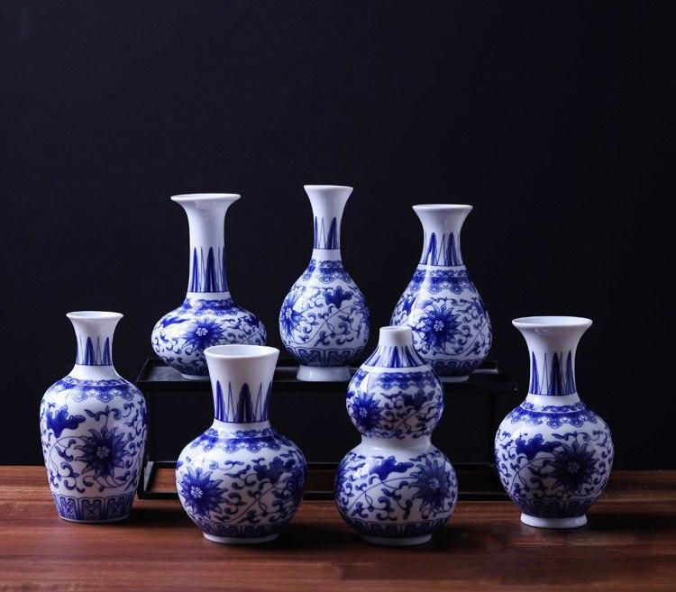 Vintage Home Decor Ceramic Flower Vase 7
