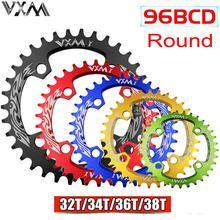 Звездообразная Звездочка для велосипеда vxm 32t 34t 36t 38t
