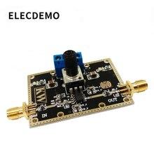 THS3091 hohe frequenz verstärker modul 210MHz bandbreite mit gegenüber phase verstärkung mit 250mA
