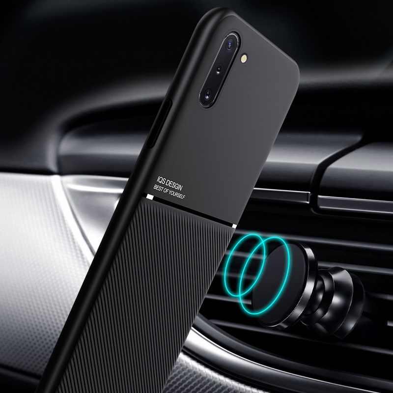 حافظة لهاتف آيفون SE 2020 حافظة جلدية رفيعة الملمس رفيعة غير لامعة حافظة لهاتف آيفون 11 برو ماكس XR X XS 7 8 Plus Coque