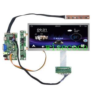 Экран 10,3 дюйма 1920*720 IPS, ЖК-дисплей, панель, VGA, HDMI, 50 контактов, плата контроллера, Автомобильный дисплей
