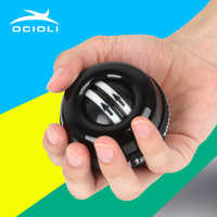 Force Power Wrist Ball Gyroscope Spinning Rotor Gym Hand grip Exerciser Gyro Fitness Muscle Relax