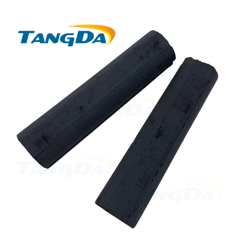 22*100mm ferrite bead cores rod core OD*HT 22 100 mm soft SMPS RF ferrite inductance HF welding magnetic bar High frequency A