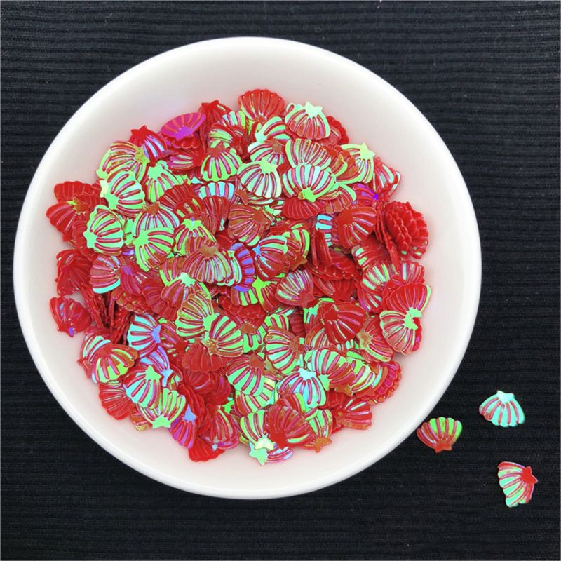 20g Mini Shells Slime Charms Beads Accessories DIY Scrapbooking Crafts