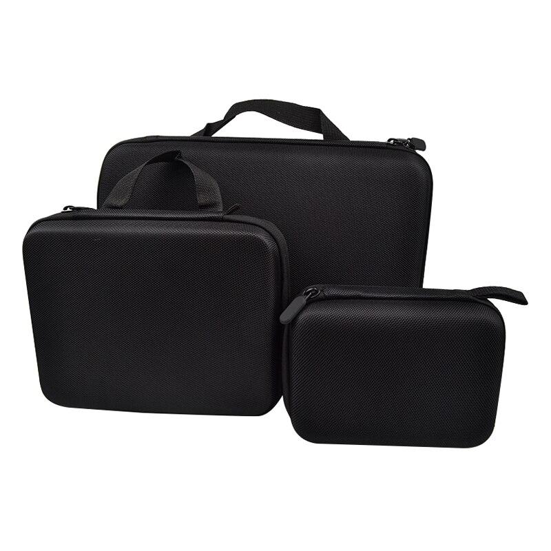 Action Camera Protective Storage Box Bag Carrying Case for GoPro 4 5 6 7 8 9 Yi 4K Eken H9R Sjcam Sj4000 Go Pro Accessory