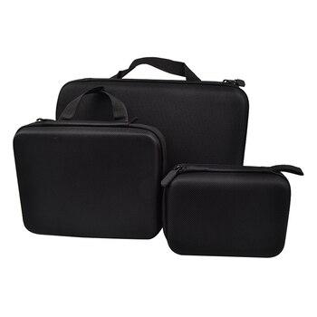 Action Camera Protective Storage Box Bag Carrying Case for GoPro 4 5 6 7 8 Yi 4K Eken H9R Sjcam Sj4000 Go Pro Accessory